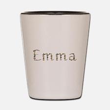 Emma Seashells Shot Glass