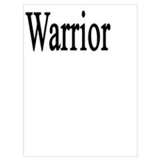 Proud Basketball Warrior  Framed Print