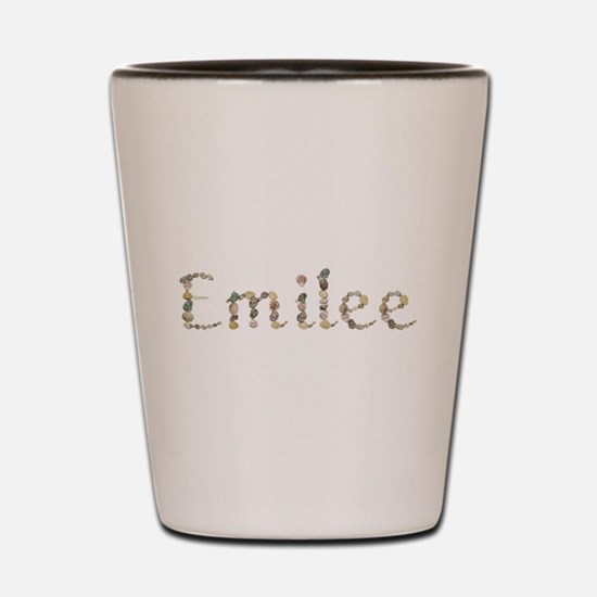Emilee Seashells Shot Glass