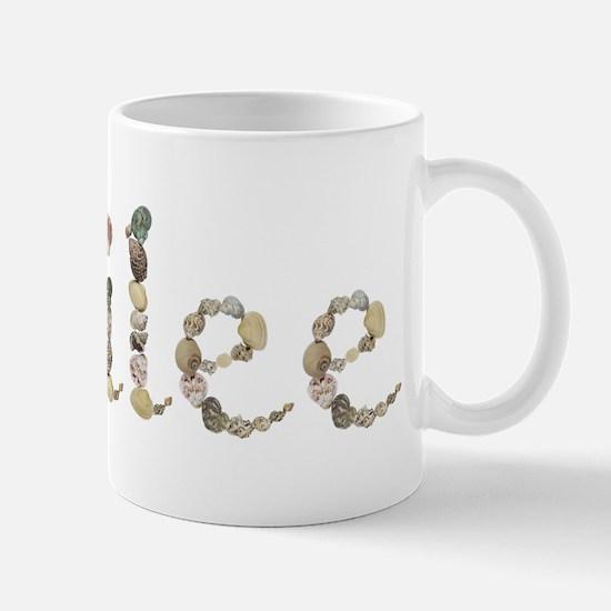 Emilee Seashells Mugs