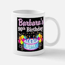 90TH CELEBRATION Mug