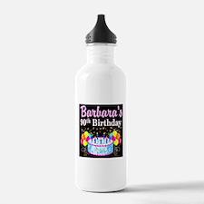 90TH CELEBRATION Water Bottle