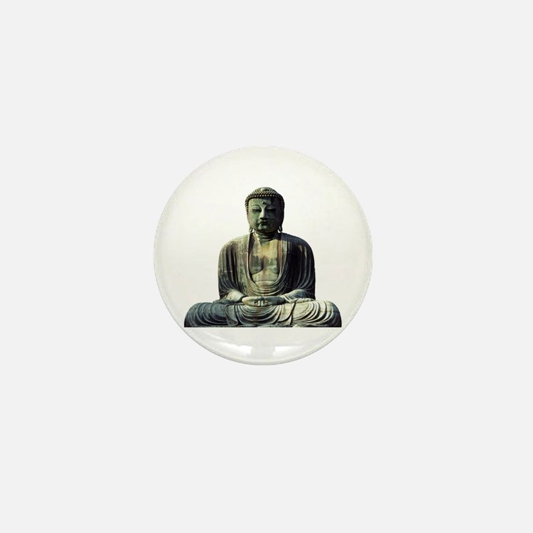 Great Buddha Mini Button
