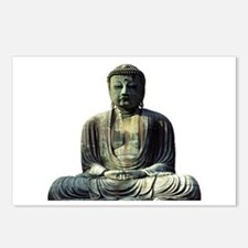 Great Buddha Postcards (Package of 8)