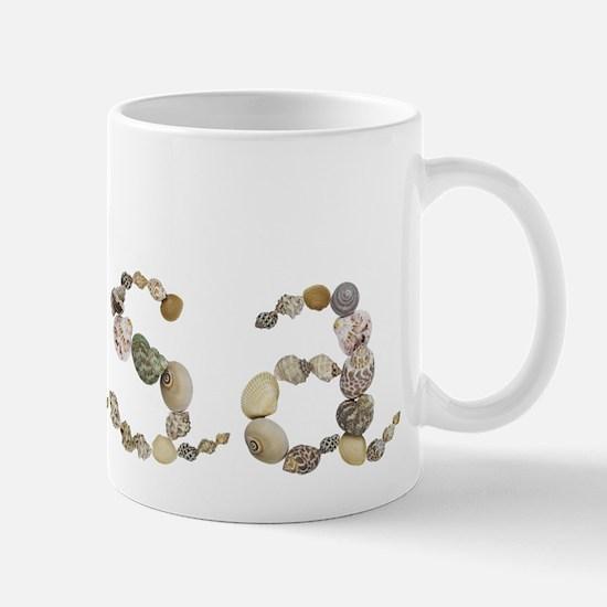 Elsa Seashells Mugs