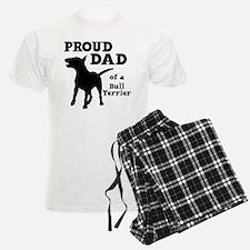 BULL TERRIER DAD Pajamas