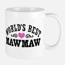 World's Best MawMaw Mug