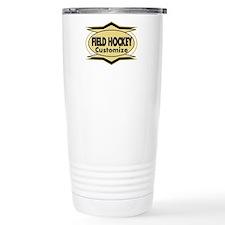 Field Hockey Star syliz Travel Mug