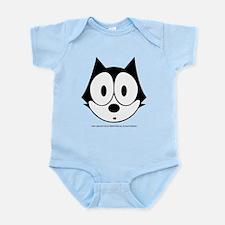 Unique Felix the cat Infant Bodysuit