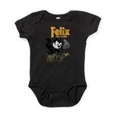 Unique No cat Baby Bodysuit