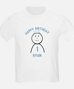 Happy B-day Ryan (1st) T-Shirt