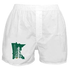 Cute Geocacheing Boxer Shorts