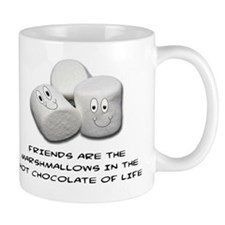 FRIENDS ARE THE MARSHMALLOWS Mug