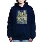 Samantha Women's Hooded Sweatshirt