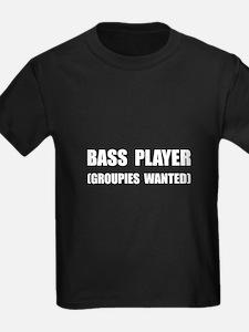 Bass Player Groupies T-Shirt
