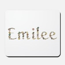 Emilee Seashells Mousepad