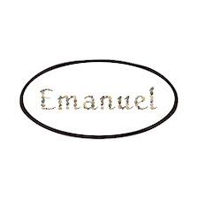 Emanuel Seashells Patch