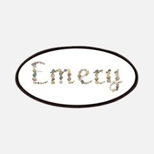 Emery Seashells Patch
