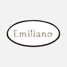 Emiliano Seashells Patch