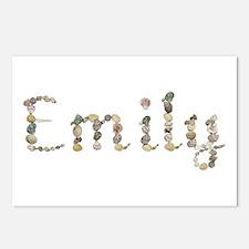 Emily Seashells Postcards 8 Pack