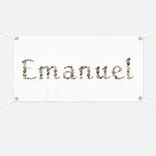 Emanuel Seashells Banner