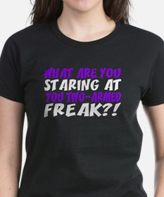 Two-Armed Freak Dark T-Shirt