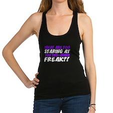 Two-Armed Freak Dark Racerback Tank Top