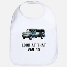 Look at that van go Bib