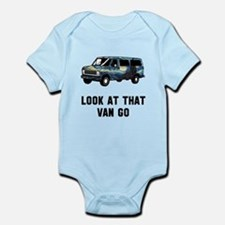 Look at that van go Infant Bodysuit