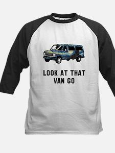 Look at that van go Kids Baseball Jersey