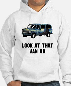 Look at that van go Jumper Hoody