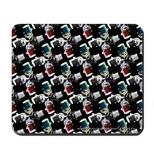 American Horror Story Freak Show Pattern Mousepad