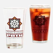 Buddhism Eightfold Path Drinking Glass