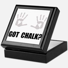 Got Chalk Keepsake Box
