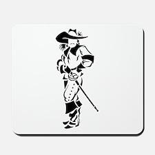 Musketeer Mousepad