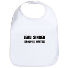Lead Singer Groupies Bib