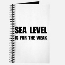 Sea Level For The Weak Journal