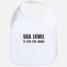 Sea Level For The Weak Bib