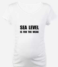 Sea Level For The Weak Shirt