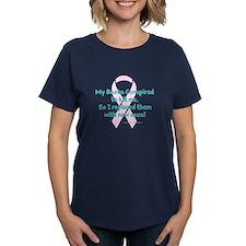 Previvor - boob conspiracy T-Shirt