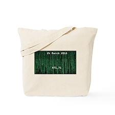 RTS_71 Commemoration Tote Bag