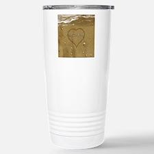 Dwayne Beach Love Travel Mug
