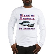 Edsel, Made in America Long Sleeve T-Shirt