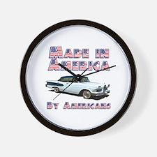 Edsel, Made in America Wall Clock