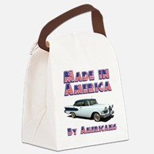 Edsel, Made in America Canvas Lunch Bag