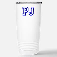 P.J. Travel Mug