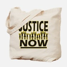 Justice Now Tote Bag