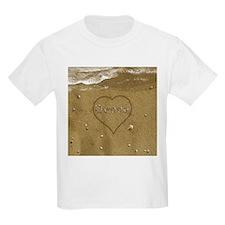 Donna Beach Love T-Shirt