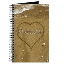 Donna Beach Love Journal