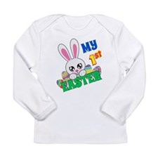 Baby 1st Easter Long Sleeve Infant T-Shirt
